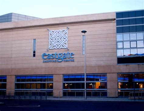 layout of eastgate mall eastgate shopping centre inverness shops e architect