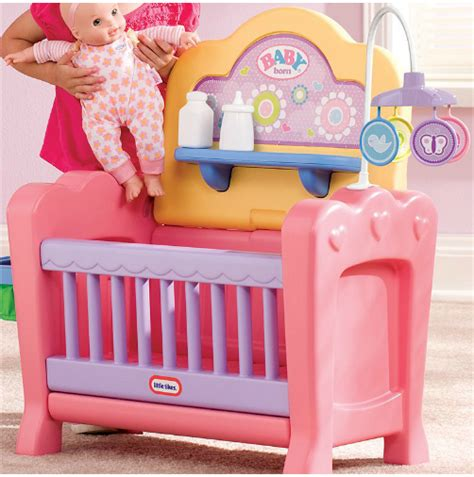 tikes 4 in 1 baby born nursery play set 25 75