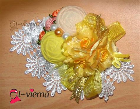 Bros Murah Renda bros jilbab murah bros handmade cantik
