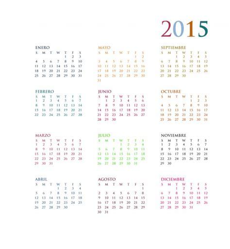 calendario 2014 en espanol image gallery espanol calendar 2015