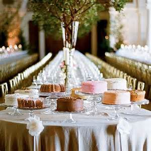 Cake And Buffet Table Wedding Cakes Uniquely Southern Wedding