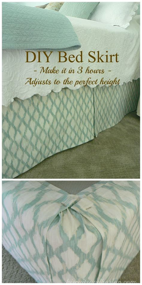 diy bed skirt top 25 ideas about bedskirt on pinterest dust ruffle