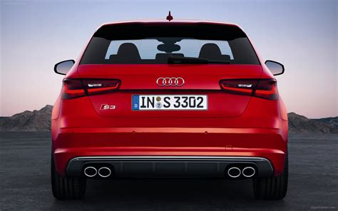 Audi S3 Diesel by Audi S3 2013 Widescreen Car Wallpapers 08 Of 58