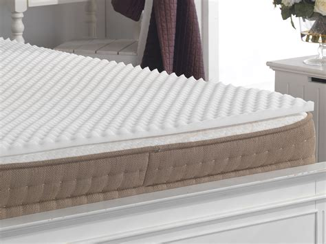 Support Mattress For Back by Egg Box Back Support Mattress Topper Lancashire Textiles