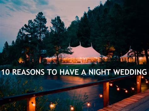 Best 25  Evening wedding receptions ideas on Pinterest