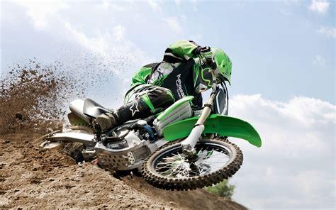 cool motocross kawasaki kx 450f motocross wallpaper hd wallpaper