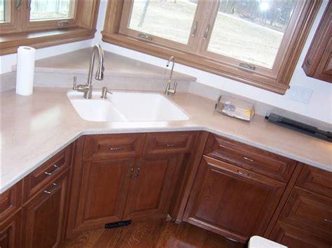 Corner Countertops by Corner Sink Countertop Befon For