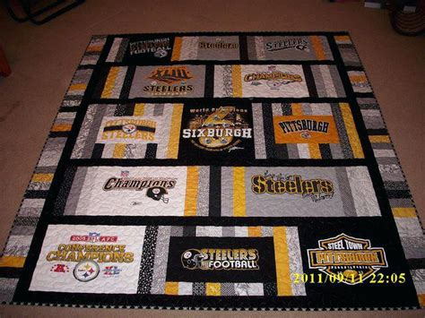 how to make t shirt quilt pattern free sports applique quilt patterns steelers t shirt quilt