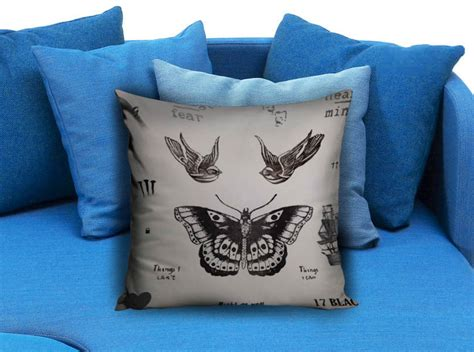 harry styles tattoo bed cover harry style tattoo 1d pillow case pillowmug com