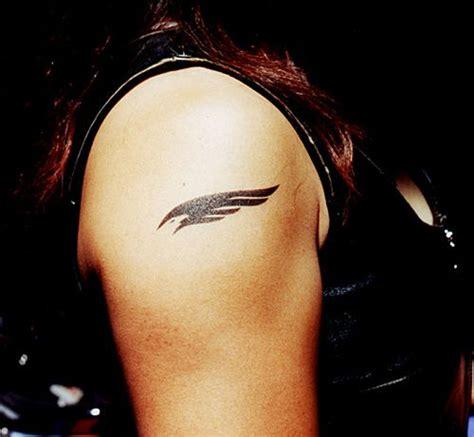small eagle tattoo best 25 small eagle ideas on simple