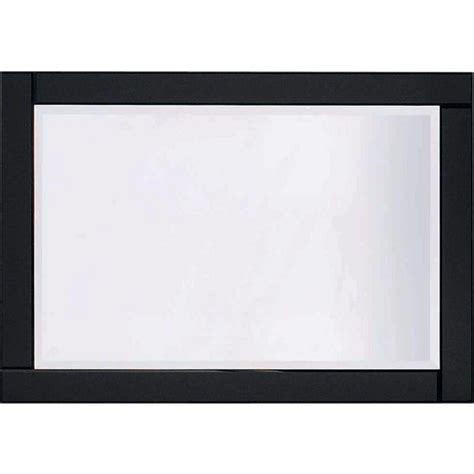 black mirror nonton online buy collection noir large bevelled glass wall mirror