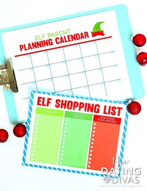printable elf on the shelf kit elf on the shelf printables kit from the dating divas