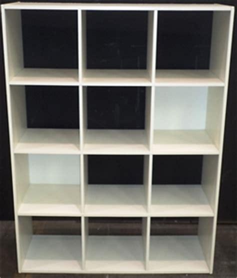 ikea cube bookcase auction 0051 2040432 graysonline