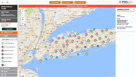 pse g outage map pseg nj outage map