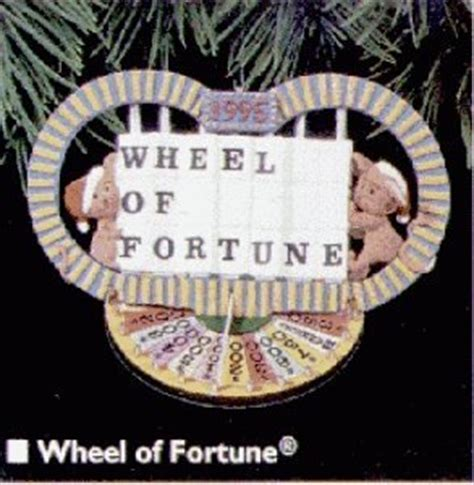 1 x wheel of fortune anniversary edition 1995