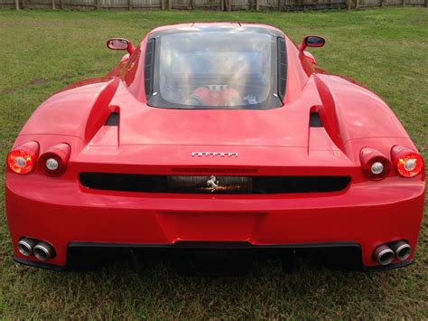 Ferrari Replica by Ferrari F430 Based Enzo Replica Looks Awkward Is