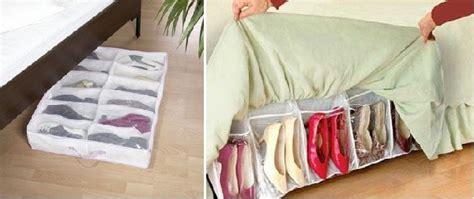 como dejar de mojar la cama 30 ideas originales para guardar y organizar tus zapatos