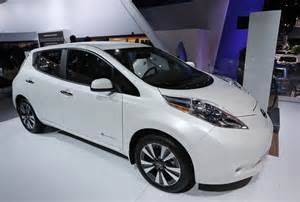 Electric Vehicle Show Canada Nissan Leaf Recalls Almost 47 000 Electric Cars To Fix
