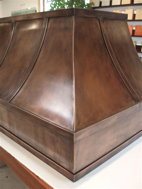 Copper Kitchen Exhaust by 1000 Images About Kitchen Stove Area On