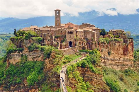 civita bagno regio 21 of the most hilltop towns in tuscany that