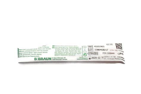 Spinocan B Braun No 25 spinal needle 25 s spinocan b braun philippine