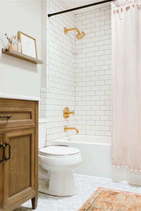 modern bathroom remodel the home depot realie