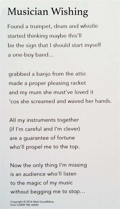 poems  carry    matt goodfellow renee latulippe  water river