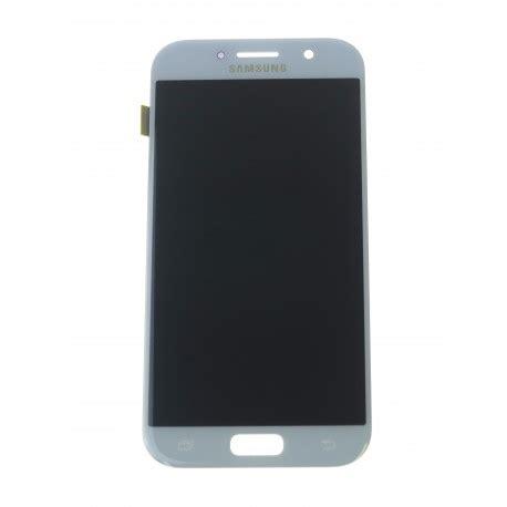 Samsung Touchscreen Blue lcd touch screen blue original for samsung galaxy a5