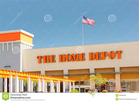 sacramento usa september 5 the home depot store