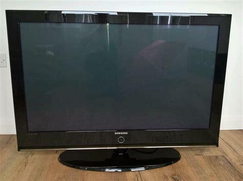 samsung 42 inch tv samsung 42 inch plasma tv in dunfermline fife gumtree