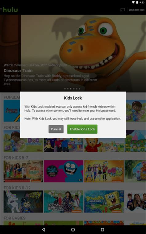 aptoide hulu hulu watch tv stream movies download apk for android