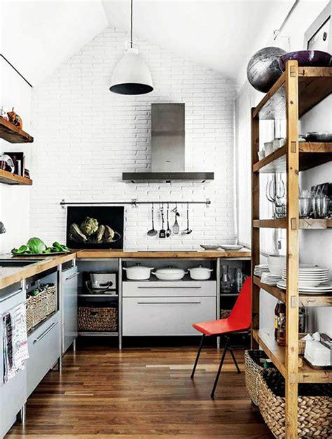 Cool Kitchen Design Ideas White Industrial Kitchen Decor Ideas