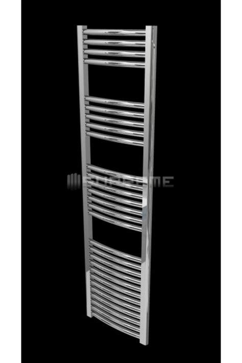 bathroom radiators 400mm wide 400mm wide 1500mm high chrome curved towel radiator