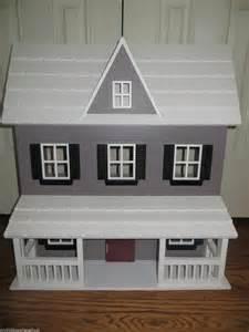 Pottery Barn Kids Doll House New Pottery Barn Kids Danbury Gray Doll House Dollhouse
