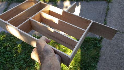 Schublade Mit Auszug Selber Bauen by Besteckkasten F 252 R Schublade Selbst Bauen Mit Checkliste