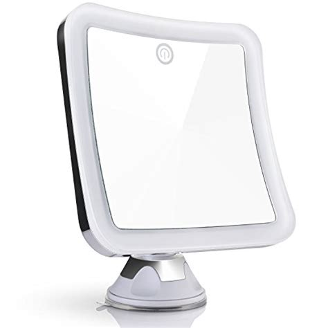 sanheshun 7x magnifying lighted travel makeup mirror sanheshun mirrors magnifiers 7x magnifying lighted travel