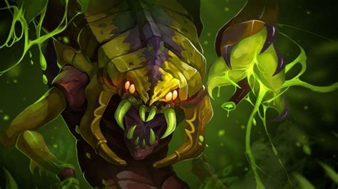 dota 2 venomancer wallpaper full hd wallpaper venomancer art insect dangerous dota 2