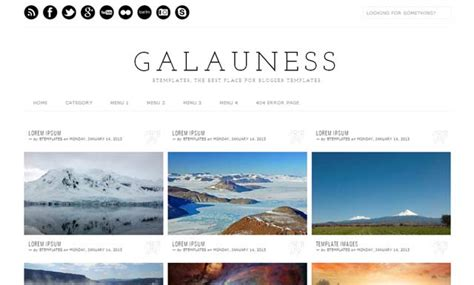 25 best free responsive blogger templates ever seo