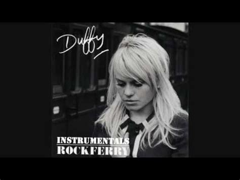Duffys Mercy Gets Remixed by Duffy Mercy Instrumental Rockferry