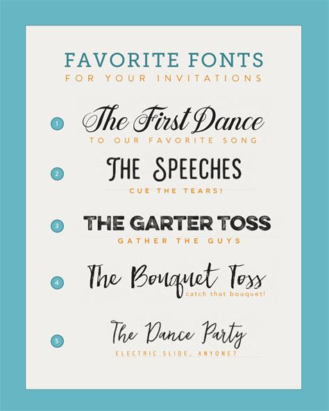 Wedding Font Tips by Fonts For Wedding Reception Signage Fonts Signage And