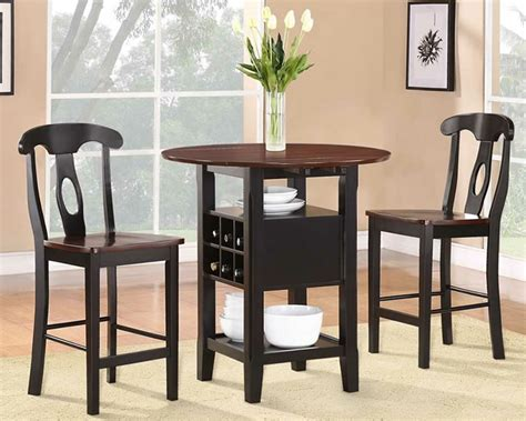 small counter dining set