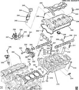 Gm Buick Parts Chevy Traverse Engine Diagram Wiring Diagram Website