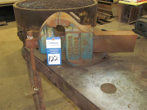 milwaukee bench vise morgan milwaukee 6 quot bench vise