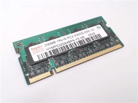 upgrade mac memory ram 256mb memory upgrade ddr2 pc2 5300 ram sodimm for mac