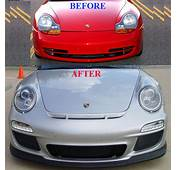 996 To 997 Headlight Conversion Kit