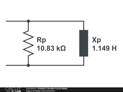 parallel circuits model prelab4 2 parallel circuit model circuitlab