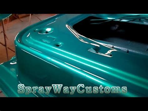 teal paint car pictures car