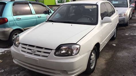 2004 Hyundai Verna hyundai verna accent 2005 year