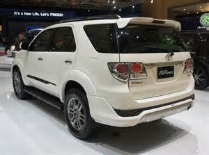 2016 Toyota Fortuner 2016 Toyota Fortuner Carsfeatured