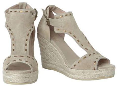 chaussure comptoir des cotonniers chaussures compensees comptoir des cotonniers